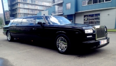 Rolls Royce Phantom Converted (Star)
