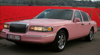 Lincoln Town Car (Barby)