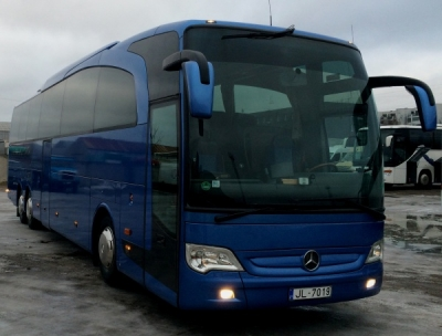 Mercedes Benz Travego New Mask VIP
