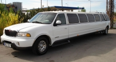 Lincoln Navigator Super Stretch WT